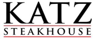 Katz Steakhouse Logo 5.7.18