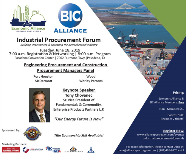 Economic Alliance Industrial Procurement Forum